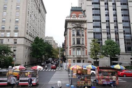 New York - Devant le MET