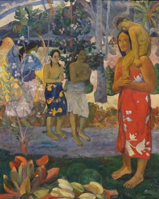 New York - MET - Paul Gauguin