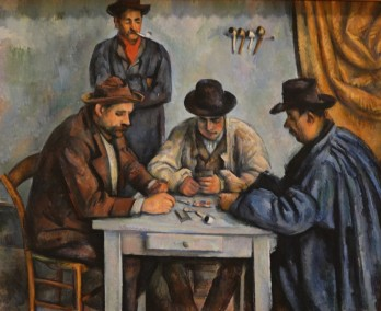 New York - MET - Paul Cézanne