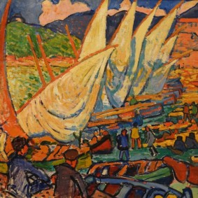 New York - MET - André Derain