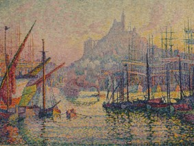 New York - MET - Paul Signac