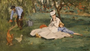 New York - MET - Edouard Manet