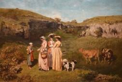 New York - MET - Gustave Courbet