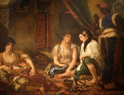 New York - MET - Eugène Delacroix