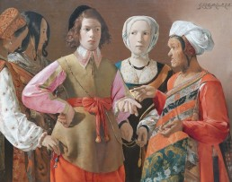 New York - MET - Georges de La Tour