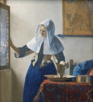 New York - MET - Vermeer
