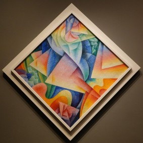 New York - MET - Gino Severini