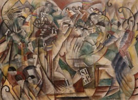 New York - MET - Max Weber