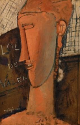 New York - MET - Amedeo Modigliani