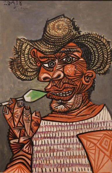 New York - MET - Pablo Picasso