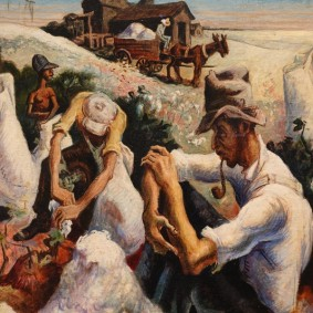 New York - MET - Thomas Hart Benton