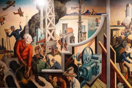 New York - MET - Thomas Hart Benton