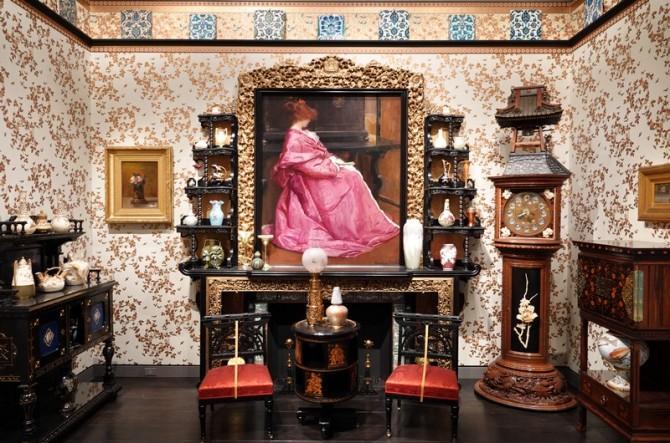 Musée des Beaux-Arts de Boston - Mobilier XIXe