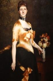 Musée des Beaux-Arts de Boston - John Singer Sargent, Edith Lady Playfair