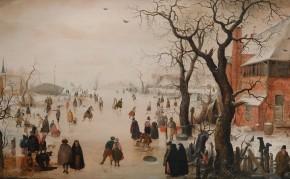 Musée des Beaux-Arts de Boston - Hendrick Avercamp