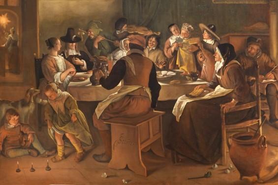 Musée des Beaux-Arts de Boston - Jan Havicksz Steen
