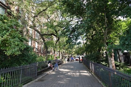 Brooklyn - Promenade Brooklyn Heights