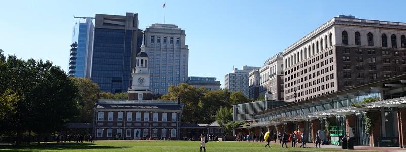 A Philadelphie, au cœur des fondements de la Constitutionaméricaine