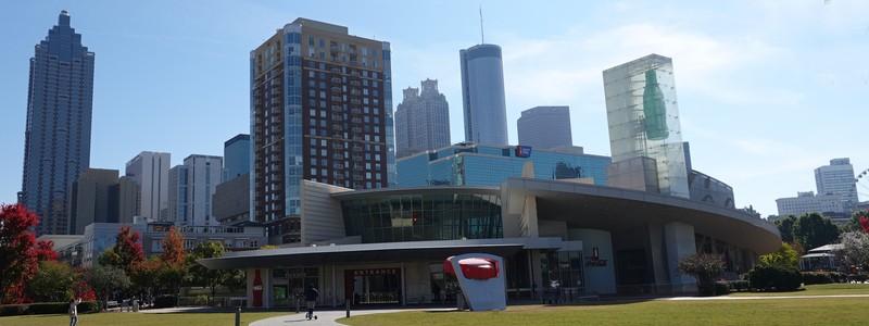Surprenante Atlanta !