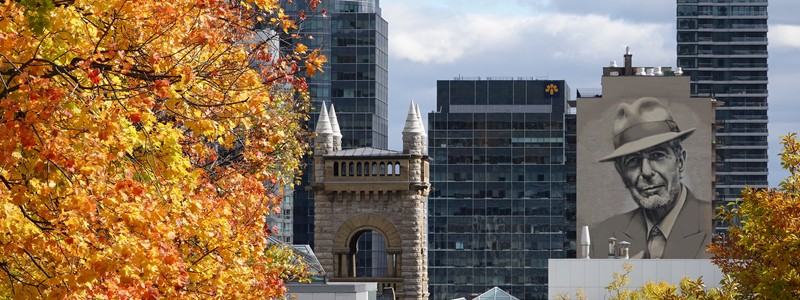 Grande balade à pied dans Montréal, du Mont Royal au Musée desBeaux-Arts