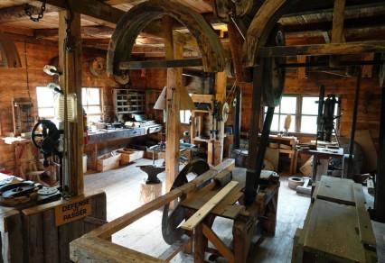 Moulin des Pionniers