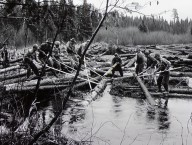 Moulin des Pionniers - Image d'archives
