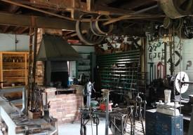 Moulin des Pionniers - Atelier mécanique