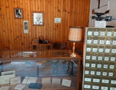 Village historique de Val Jalbert - Poste
