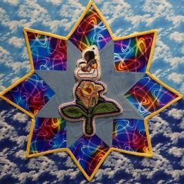 Musée amérindien de Mashteuiatsh - Salle consacrée aux artistes amérindiens - Diane Blacksmith