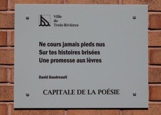 Trois Rivières - Capitale mondiale de la Poésie