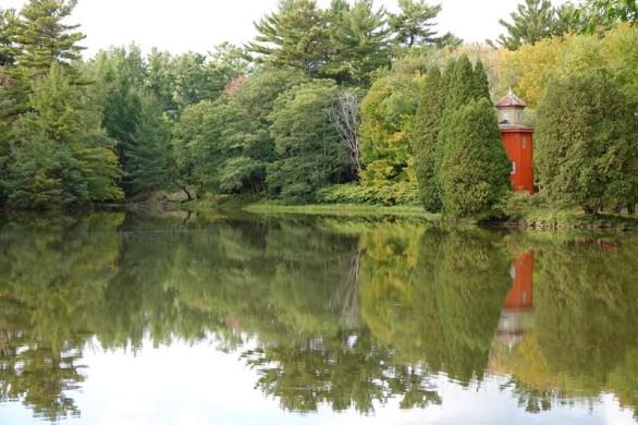 Trois Rivières - Moulin Seigneurial de Pointe-Du-Lac - Parc