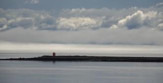 Baie Sainte Catherine - Vue depuis l'Observatoire de Pointe Noire