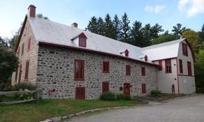 Trois Rivières - Moulin Seigneurial de Pointe-Du-Lac