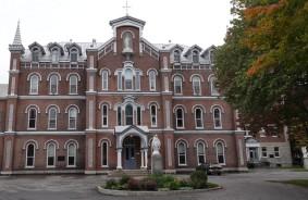 Trois Rivières - Musée des Ursulines - Le collège, toujours en activité
