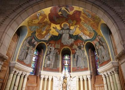 Sanctuaire Sainte Anne de Beaupré