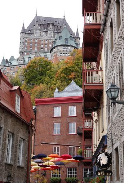 Québec - Quartier du Petit-Champlain