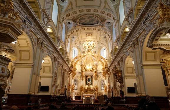 Québec - Basilique - Cathédrale Notre Dame du Québec