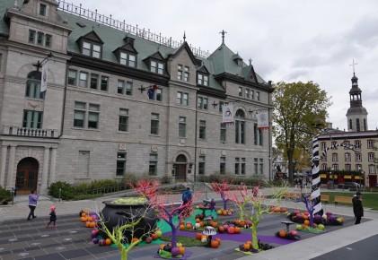 Québec - Hôtel de ville