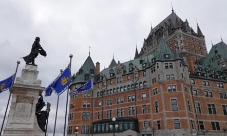 Québec - Château de Frontenac