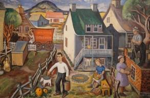 Musée national des Beaux-Arts du Québec - Jean-Paul Lemieux