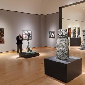 Musée national des Beaux-Arts du Québec - Jean-Paul Riopelle