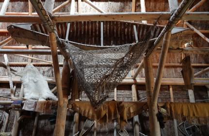 Site Traditionnel Wendat-Huron - Maison longue