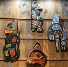 Site Traditionnel Wendat-Huron - Superbe boutique d'artisanat !