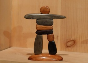 Site Traditionnel Wendat-Huron - Inukshuk (boutique)