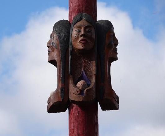 Parc Omega - Sentier des Premières nations