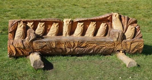 Parc Oméga - Terre des Pionniers