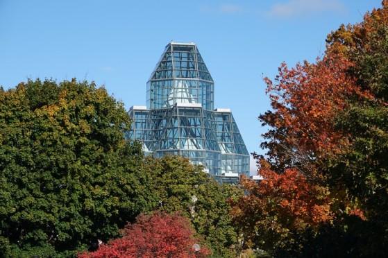 Ottawa - Vue du Parc Major's Hill