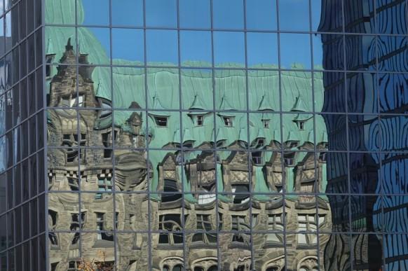 Ottawa - Colline du Parlement