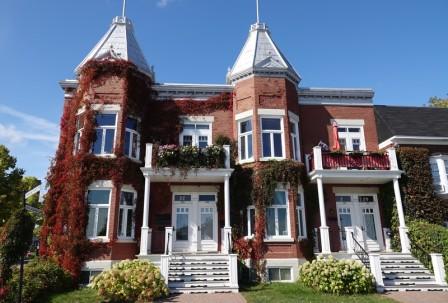 Trois Rivières - Vieille ville