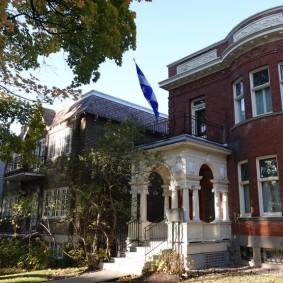 Montréal - Quartier d'Outremont